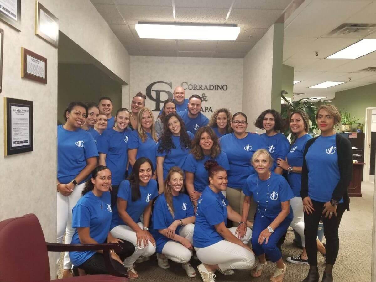 Corradino and Papa, LLC Support the Community Through Charitable Donations