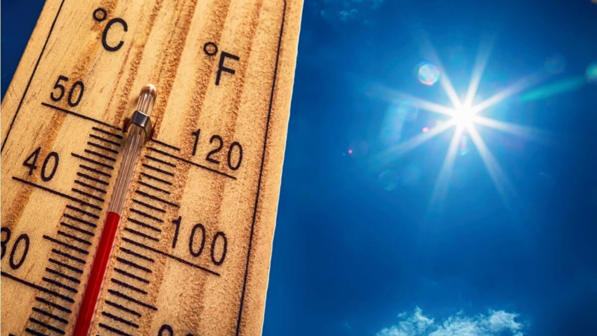 The Heat is on — Safety Tip