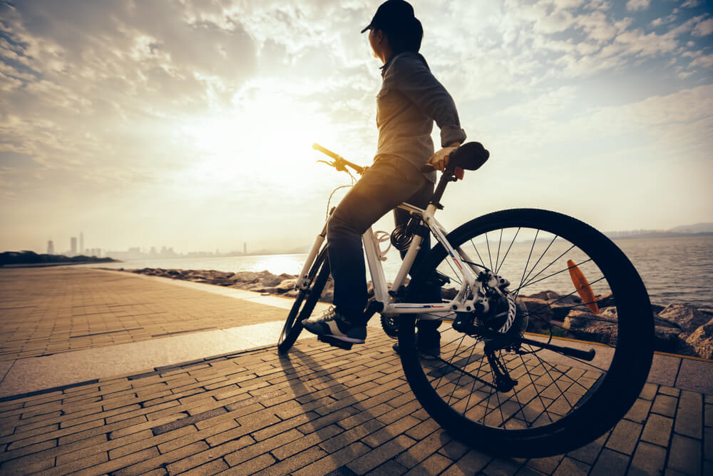 Bicycling Season in Full Swing With the end of summer,
