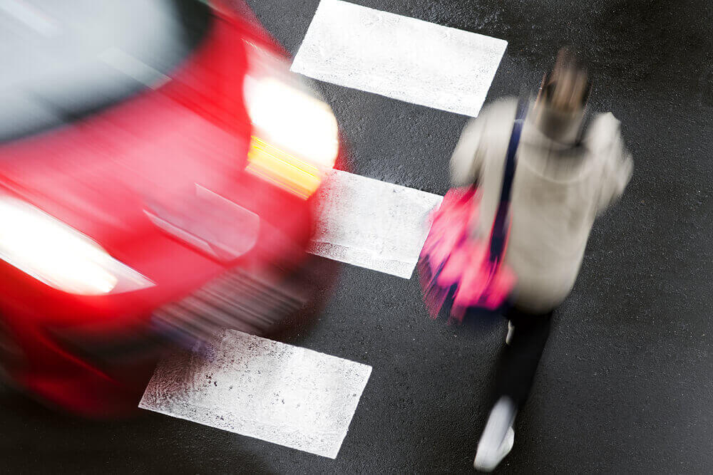 Assigning Fault in a Pedestrian Car Accident