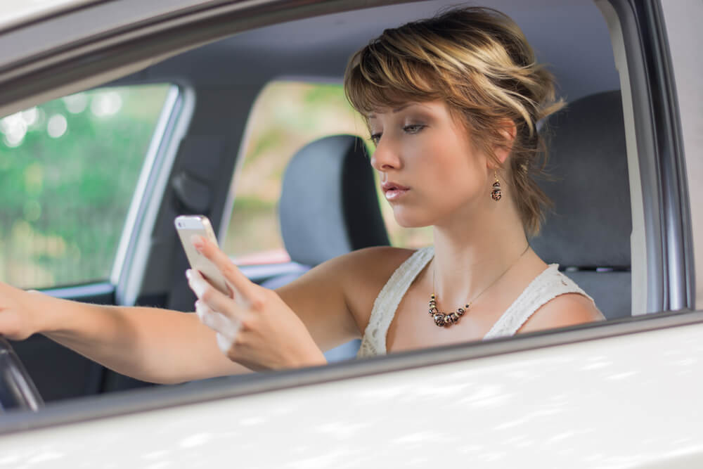 Can Texting While Driving Affect My Claim?