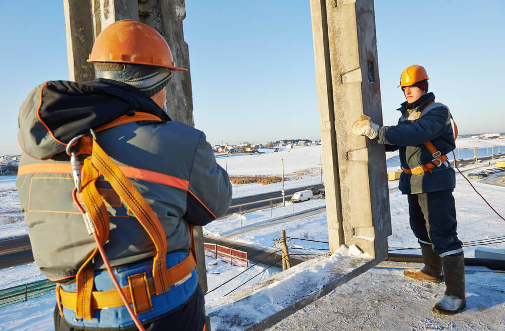 Five Things You Should Know About Winter Work Accidents