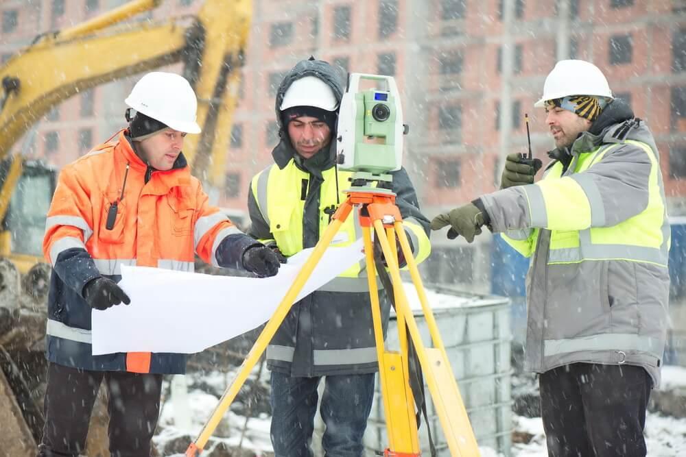 Corradino & Papa, LLC Advises Caution Around Construction Sites During Winter