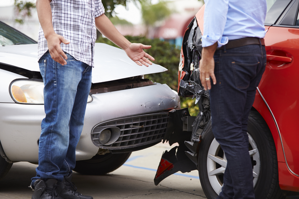 An Accident with an Uninsured Driver