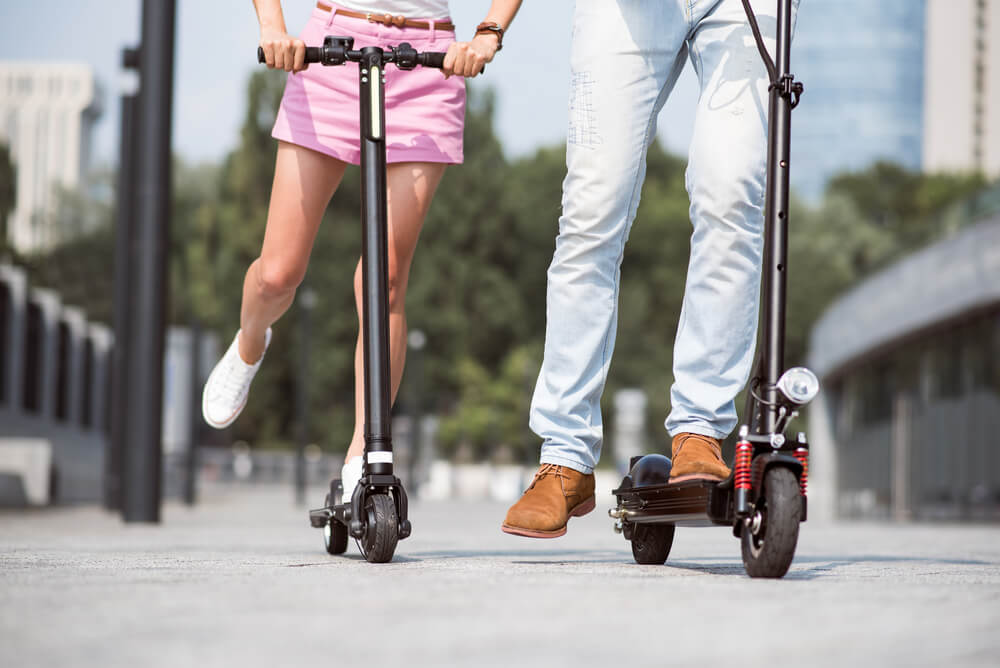 What Should I Know About Electric Scooters and the Law?