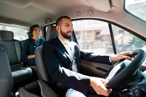 What Happens If I Am Injured While in a Car-Sharing Service?