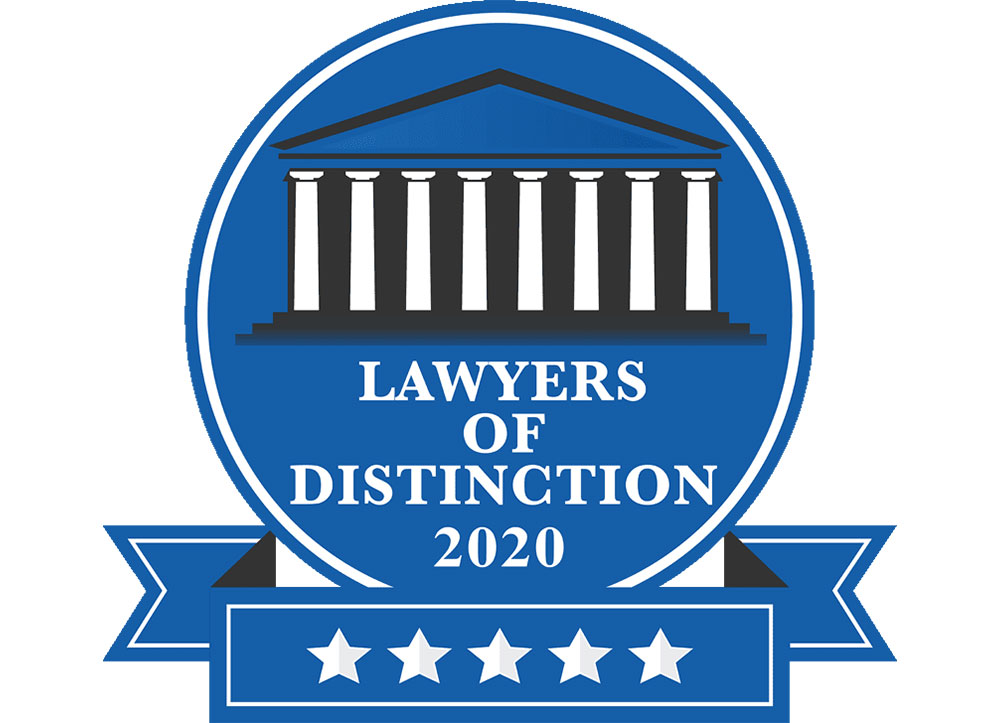 The Lawyers of Distinction is pleased to announce that Jack