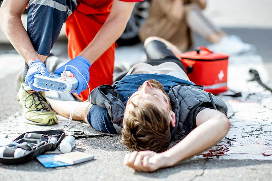 Pedestrian Accident Injuries Compensated