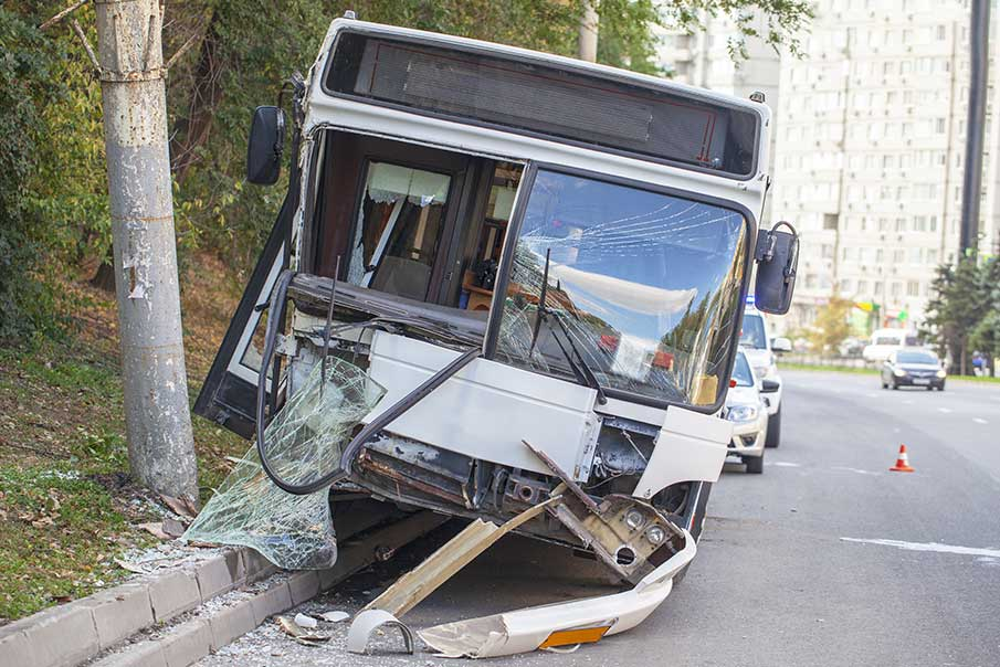 CAR VS. TRUCK ACCIDENT CASE